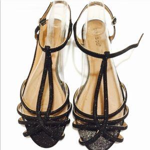 🆕 Bamboo NEW IN BOX Size 7.5 Glitter Sandals